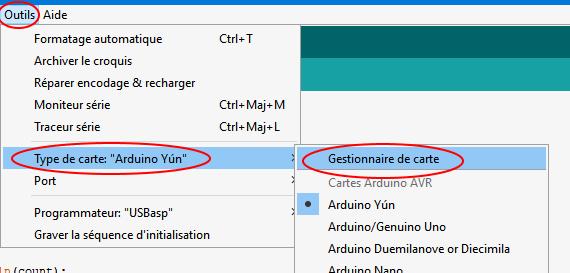 Programmer votre USBasp comme un Arduino - DOMOTRONIC