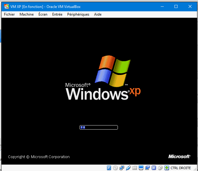 XP mode