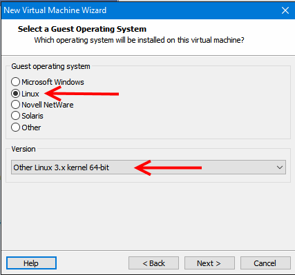 VMware erreur3