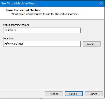 VMware erreur4